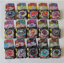 SHINEHENG 4pcs/lot Beyblade Metal Fury 24 Different Styles Without Launcher Beyblade Fury Brinquedo Christmas Gift For Kids(China)