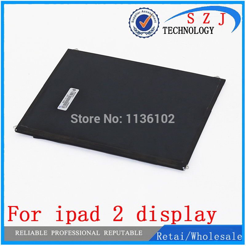 original 9.7 inch case For ipad 2 LCD display screen replacement parts Best quality LCD screen Free Shipping<br>