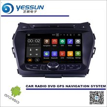 Wince / Android Car Multimedia Navigation For Hyundai ix45 / Santa Fe 2012~2016 CD DVD GPS Player Navi Radio Stereo HD Screen
