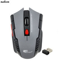 2017 Optical Mouse Mini Mouse 2.4Ghz Mini portable Wireless Optical Gaming Mouse For PC Laptop Computer Newest #719(China)
