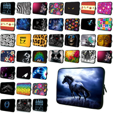 7 8 10 12 13 14 15 16 17 inch Unisex Netbook Inner Sleeve Case Bags Tablet 10.1 11.6 13.3 15.4 15.6 inch Laptops Shell Pouch Bag(China)