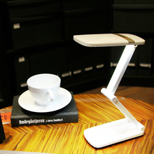 YAGE LED Desk Lamp Touch Table Lamp Light  Led Non-limit Dimming Reading Book Light USB Foldable 24 Pcs SMD night light