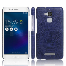 For Asus Zenfone 3 Max ZC520TL phone bag case Luxury Crocodile Skin PU leather Protective Case Cover For Asus Zenfone 3 Max 5.2""