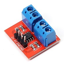 Voltage And Current Sensor Consume Current Voltage Load Detection Module Current Detection Voltage Detection For Arduino(China)