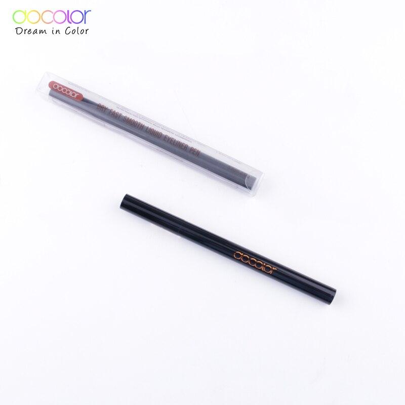 Docolor Waterproof Liquid Eyeliner 7