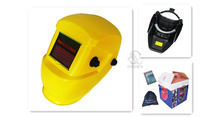 Free shipping Light Weight  Welding Helmet Solar Powered Auto Darkening Welding Mask EH-212 for sale