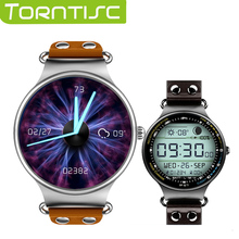 Torntisc Sport GPS Smart Watch with 1.39 inch HD OGS Touch screen Heart Rate Monitor Google Play SIM 3g Android Smart Wristwatch