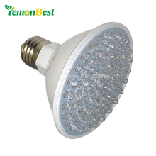 LemonBest Newest Hydroponics Lighting 4.5W E27 LED 80 Leds Red and Blue Hydroponic LED Plant Grow Light 110V/220V
