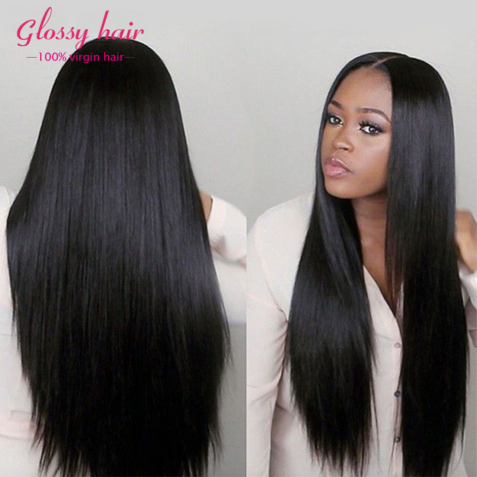 Rosa Hair Products 4 Bundles Peruvian Virgin Hair Straight 8A 100% Human Hair Weaving Peruvian Straight Virgin Hair Extension<br><br>Aliexpress