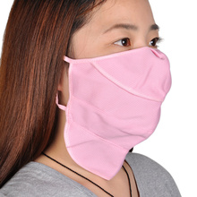 FIRELION Breathable Thin Summer Sun Protection Dust Masks Ultraviolet Neck Mask Cycling Outdoors Road Bike Sunscreen Face Mask