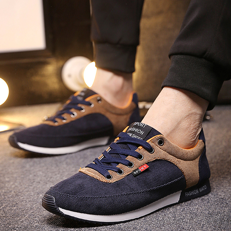 High Quality Men Casual Shoes Breathable Trainers Fashion Brand Designer Superstar Shoes Mens Casual Shoes New 2017<br><br>Aliexpress