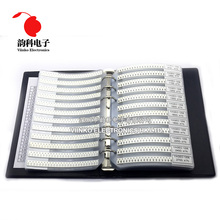 Smd-Resistor Sample Book 1206 170valuesx25pcs 0R-10M 1/4w 4250pcs 1-%