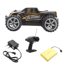 1:16 High Speed 4WD Remote Radio RC Racing Control Car Off Road Model Gold Toys Gifts New(China)
