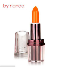 2017 New BY NANDA Lipstick Waterproof Long Lasting Jelly Fruit Lipstick Not Fade Lip Balm Make Up Beauty Tools