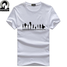 5 colors Cool Anime One Piece character Costume Cool Short Sleeve Summer style T Shirt,New Unisex tee shirts S-5XL Free Shipping