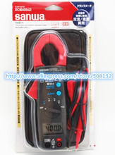 Automotive maintenance & DMM functions Clamp Meters DCM-400AD !!NEW!!Free shipping!! Sanwa DCM400AD(China)