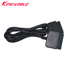 10pcs 1.8M Extension cable Dance Pad Wheel Gun for Sony Playstation 2 for PS2 Console(China)