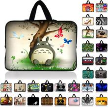 Laptop bag 17.3 17.4 17 15.6 15.4 15 14.4 13 13.3 11.6 10 inch Neoprene Laptop computer bags PC handbags For Women notebook Case