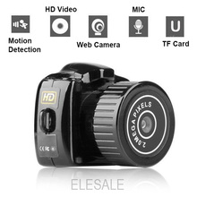 480P 2017 Digital HD CMOS 2.0 Camera Video Audio Mini Camera Small Camcorde DV DVR Recorder Web Cam