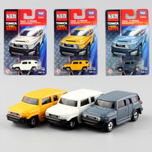 3pcs Tomy kid's mini scale tomica Toyota FJ cruiser diecast cars vehicle models baby auto toys cheap styling Tires for children