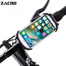 Buy Zacro 4~5.5 inch Bike Phone Holder Smart Mobile Cell Phone Holder Bike Handlebar Mount Bracket Stand Bicycle Phone Holder for $6.99 in AliExpress store