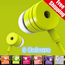 Hot XIAOMI Bass phone Earphone Headset For XiaoMI M2 M3 Samsung iPhone MP3 MP4 Retail box Free shipping