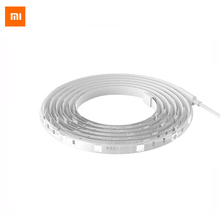 100% Original xiaomi smart home Yeelight Xiaomi RGB light remote control app intelligent lamb 2meters strip(China)