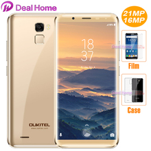 $30 Discount!Oukitel K5000 5.7 inch 18:9 Infinity Display 5000mAh 4GB 64GB Octa Core Android 7.0 16MP Fingerprint 4G Cell phone