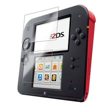 3 x FULL BODY Ultra Clear Screen Protector LCD Film Guard Skin for 2DS Console(China)