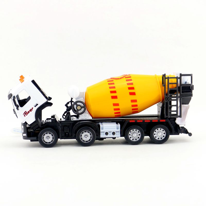 Volvo Cement Mixer Truck (13)