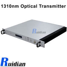 Made in china XESTON laser 1310 catv Optical Transmitter/fiber optical transmitter with SNMP RTX320(China)