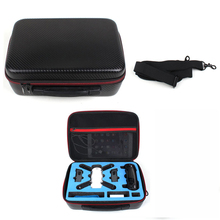 Waterproof Spark Sling Bag Box Case Accesssories for DJI Spark Drone Storage Single Shoulder Bag Carry Case