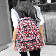Top Quality Floral Canvas Backpack Women Bagpack School Backpack Fashion Casual Girls School Bags Canvas Rucksack Women