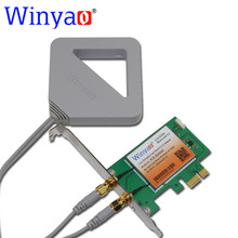 Winyao PCE-8260AC Dual Band Desktop PCI-E WiFi Card Adapter Wireless-AC 8260NGW 867Mbps 802.11AC for 8260AC Bluetooth 4.2(China)