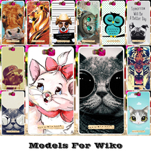Soft Silicon TPU Mobile Phone Case For Wiko Lenny 2 II 3  III Lenny3 Lenny2 Jerry Ridge Jam 3G Pulp 4G Robby S K kool Cover Bag