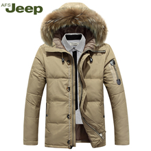 The New listing winter men coat 2016 Men's Thicken Down Parka Winter Down Jackets Men Down Coat Clothes 4 colors 160