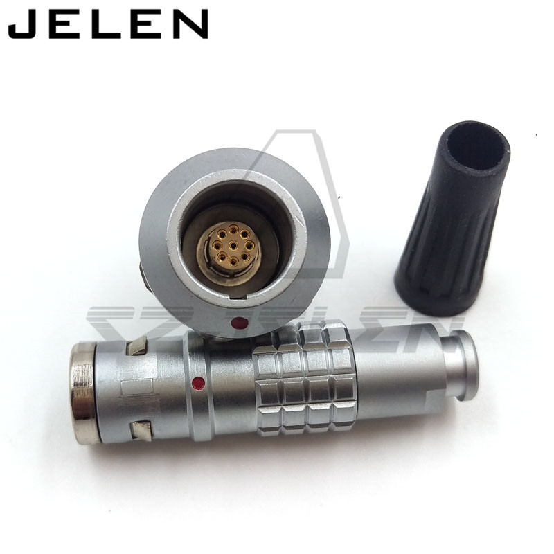 lemo 9 pin connector, FGG.0K.309.CLAC,EGG.0K.309.  9 pin waterproof connector power plug and socket,panel mount connector IP68<br><br>Aliexpress