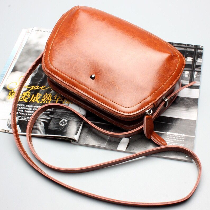 MCO New Small Bags Ladies Leather Women Shoulder Bag Fashion Casual Party Crossbody Bag Real Leather Purses Brand Designer Bag<br>