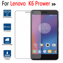 Tempered Glass Lenovo K6 Power Screen Protector Film 2.5D 9H Hardness Ultra-thin Phone Guard Case - Shop2925052 Store store