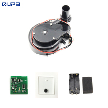 QUPB Paintball Loader Raceway Kits Spare Parts with Gear/Motor/Wheel/Board/Battery Option Free Shipping LPT001(China)
