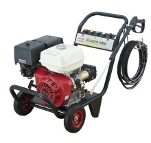 LB-250A/B/D 13HP gasoline/diesel high pressure washer 250Bar 15L/min car wash machine heavy duty industrial cleaning machine