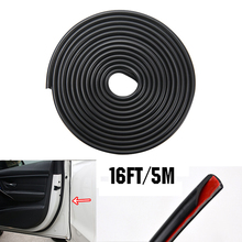 5M Car Door Scratch Strip Protector Edge Guard Sticker Trim Styling Molding For VW Polo Lada Granta Xray Rio Solaris Duster(China)
