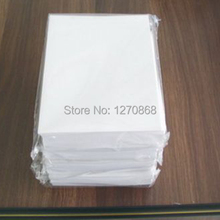 High quality A4 cotton canvas for digital printing 50 sheets in one lot