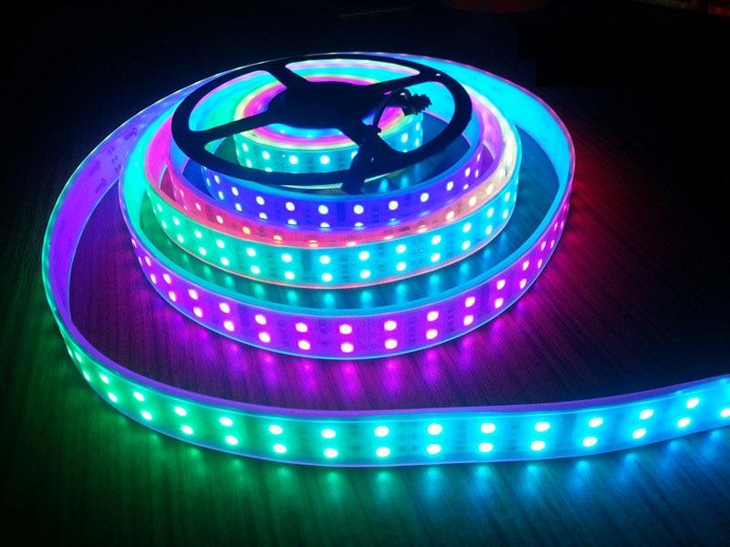 2m rôle 144 LEDS//m Rgbw LED stripe avec sk6812 LED