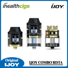 100% Original iJoy Combo RDTA RDA Atomizer Sub Ohm Tank Atomizer With Side Filling System
