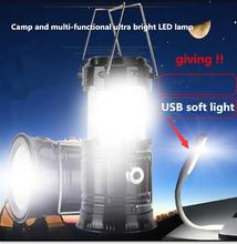 flashlight lanterna led flashlight tactical lanterna tatica linterna LED torch tazer Ultra bright led solar camping lantern