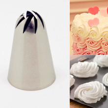 #336 Large Size Icing Nozzle Decorating Tip Sugarcraft Cake Decorating Tools Baking Tools Bakeware