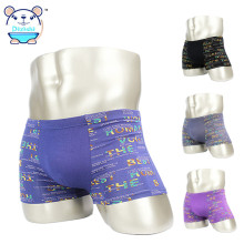 4 Piece Male Underwear Bottoms 2017 New Brand Big Children Panties Briefs Teenage Boy Boxer Young Clothing 12T-20T