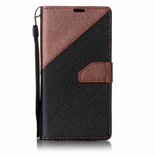 Nephy Brand Case For LG K7 X210 X210DS LS675 K10 K420N K430DS K430DSF Stylus 2 LS775 Flip Cover Luxury Leather Soft Casing Etui(China)