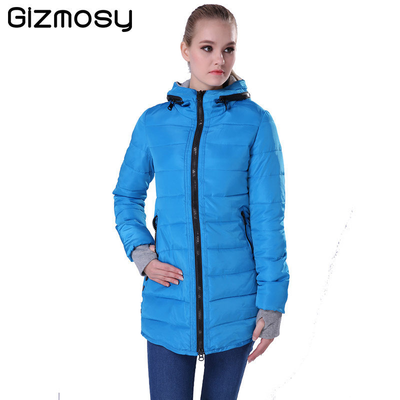 New Winter Jacket Women Down Cotton Coat Slim Fit Hooded Parkas Ladies Padded Plus Size Winter Jackets L-XXXL For Women BN007Îäåæäà è àêñåññóàðû<br><br>